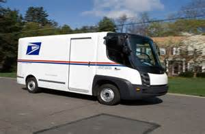 USPS New Postal Vehicles