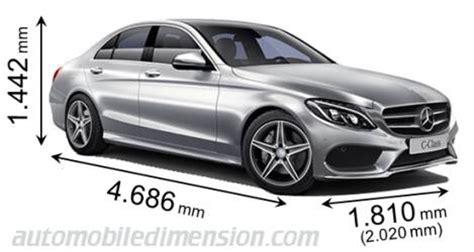 dimensioni  auto mercedes benz  lunghezza larghezza