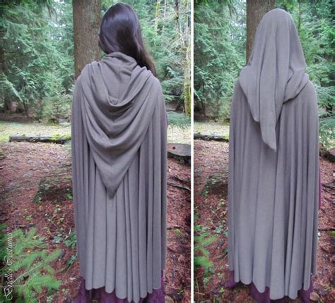 how to make a cloak with lord of the rings cloaks google search larp pinterest