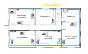 floor plan layout network layout floor plans solution conceptdraw