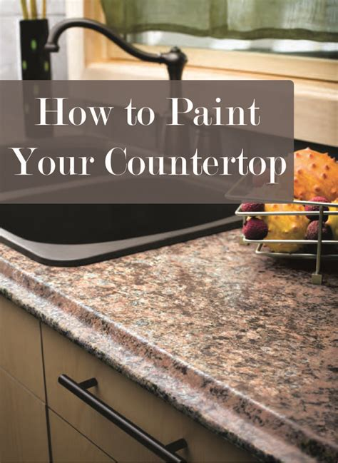 can you paint kitchen countertops how to paint your laminate countertop countertops