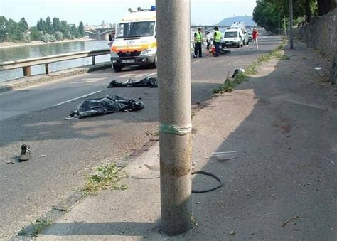 Terrible Motorcycle Accident In