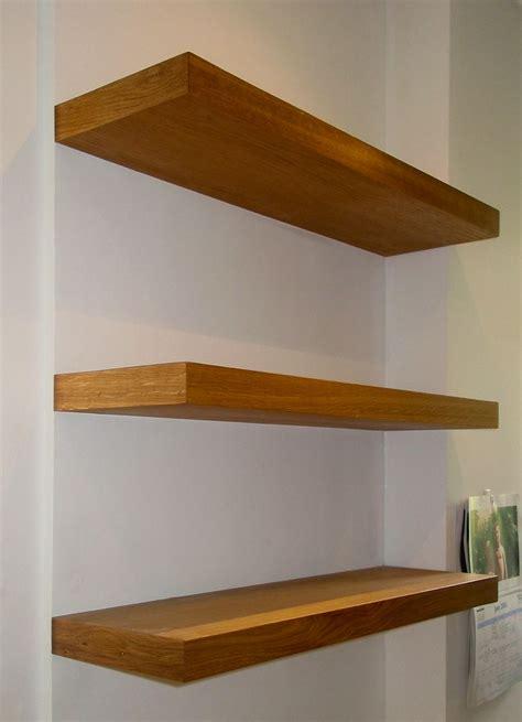 Floating Wall Shelves by Floating Wall Shelves Wood Wooden Shelves In 2019