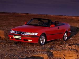 Saab 9-3 Convertible Specs - 1998  1999  2000  2001  2002  2003