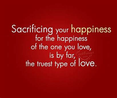 Sacrifice Quotes Relatably