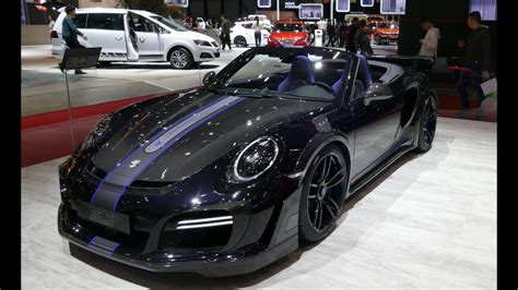 5 Amazing New 2019 Porsche Cars By Techart. All New