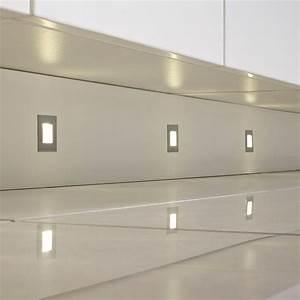 Luce Led Square Plinth Light Pack