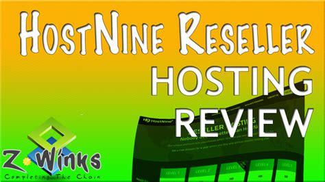Based on 236 user reviews in 19 languages. Hostnine Reseller Hosting Review - Video