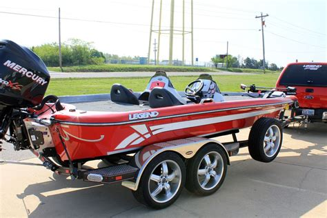 Ski Boat Equipment by Legend Bass Boats Fishing Bass Boat Bass