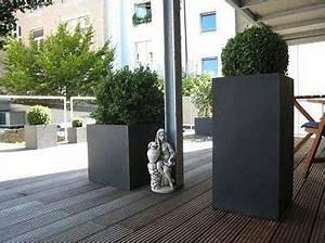 der hit des sommers pflanzkubel fur dachterrasse und With französischer balkon mit großer buddha für garten