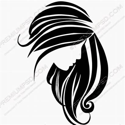 Salon Hair Clipart Vector Clip Oakley Flack
