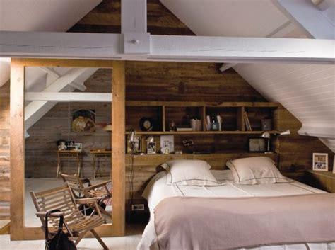 deco chambre bois deco chambre en bois