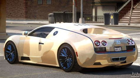 Aside from its $1.5 million+ sticker price, the bugatti veyron has insanely high operating costs. Bugatti Veyron 16.4 GT PJ1 for GTA 4