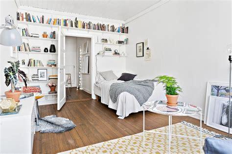 Tiny Scandinavian Studio Loft by Scandinavian Studio Apartment Os Studio Studio