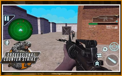 Amazoncom Professional Counter Strike 3D Appstore for