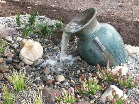 pondless fountains water features on pinterest backyard water feature water features and backyard waterfalls