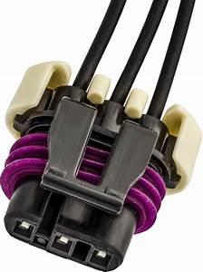 Gm Mass Air Flow Sensor Harness Connector 12085495