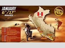 Dakar 2019 avance del recorrido AScom