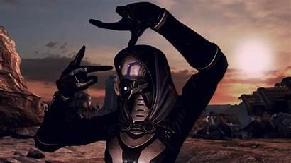 Tali Mass Effect Zorah Shepard Party Members