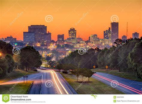 modern lighting columbia sc columbia sc skyline stock photo image 56623565