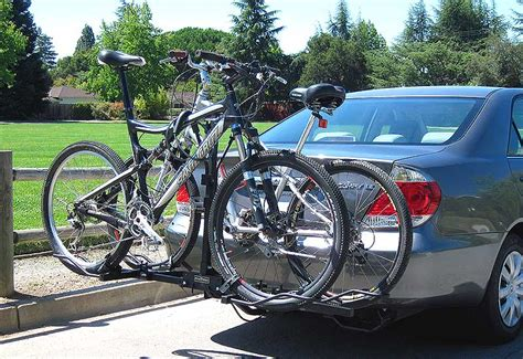 mountain bike hitch rack bed platform bike rack recumbent tandem and bike
