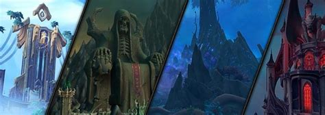 World of Warcraft Shadowlands Release Date Is October 26th ...