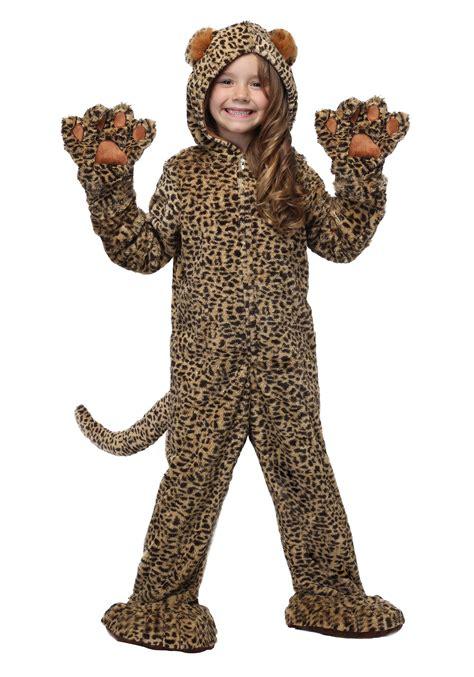 jaguar costume premium leopard costume for kids