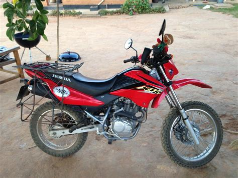 Honda Xr125 In Kenya. 2012 Based. End Of Sept