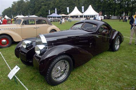 1935 Bugatti Type 57 Gangloff Coupe - CARPEDIA