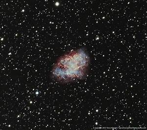 The Crab Nebula – Cosmic Pursuits