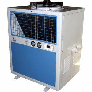 China Air Cooled Industrial Water Chiller - China ...