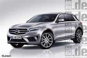 Mercedes GLE Und GLS Neue SUVs Bilder Autobildde