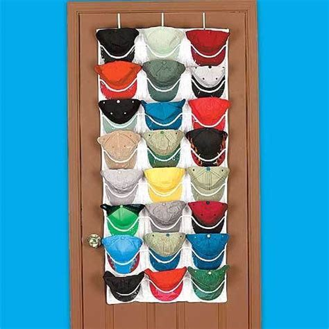 17 best ideas about baseball hat organizer on