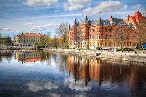 U00d6rebro City  Sweden