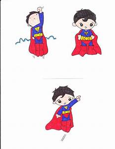 chibi superman | Superman | Pinterest
