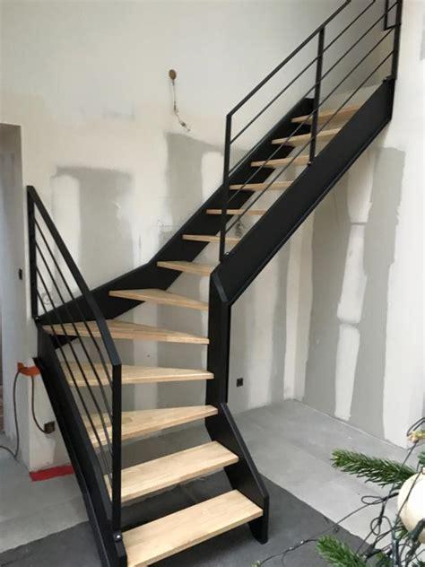 Escalier Sans Contremarche Quart Tournant by Good Bois Pour Marche Escalier 14 Escalier Quart