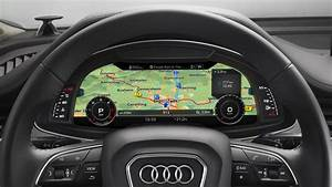 2016 Audi Q7 Will Arrive With A Refined Mmi  Virtual
