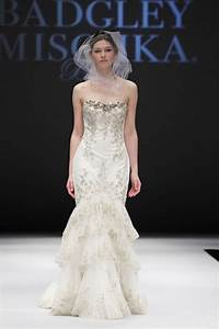 badgley mischka wedding dresses modwedding With badgley mischka wedding dress