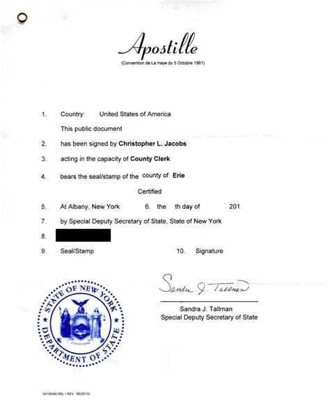 Ultimate Guide on How to Get an Apostille Done in New York ...