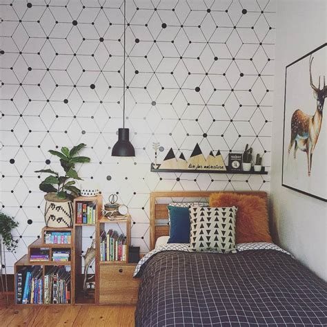 Boys Bedroom Wallpaper by 17 Delightful Rooms That Are More Stylish Than Yours