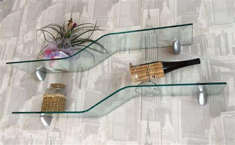 Mensole Bagno In Vetro mensole in vetro homehome