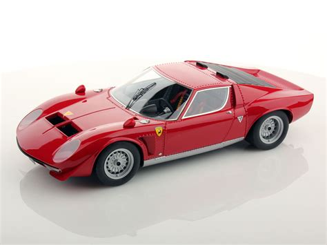 Mr Collection Models Lamborghini Miura Jota