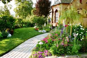 How Create Cottage Garden Border