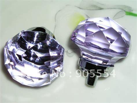 glass kitchen cabinet knobs d33xh44mm free shipping purple glass kitchen 3792