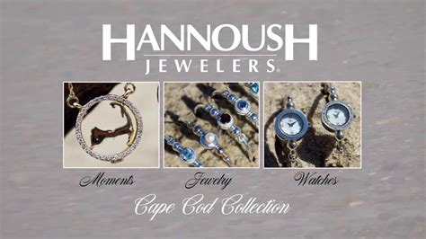 cape  jewelry  hannoush jewelers youtube