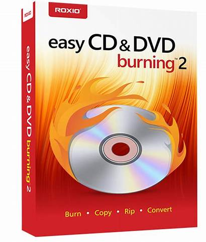 Burning Easy Dvd Cd Roxio Burner Burn