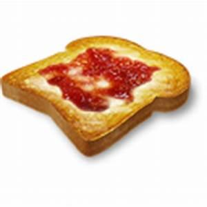 Toast marmalade Icon | Breakfast Iconset | RAD.E8