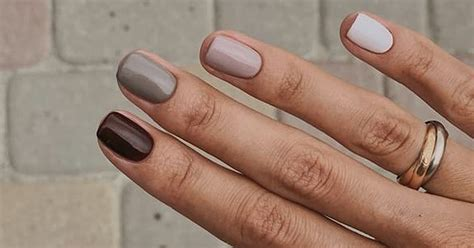 fall nail polish colors   trendy manicure
