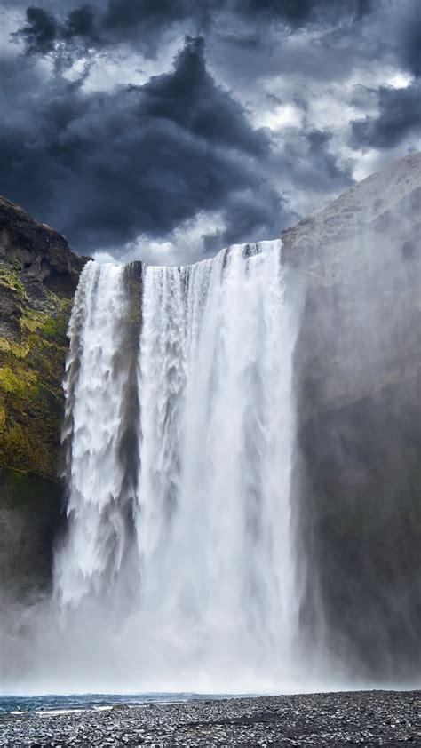 wallpaper yosemite   wallpaper  waterfall hills
