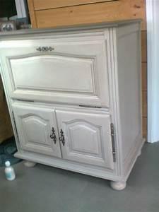 comment repeindre un meuble en bois awesome repeindre With quelle peinture pour repeindre un meuble